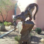 Fountain Hills Sculpture Precious Cargo
