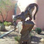 Fountain Hills Sculpture Precious Cargo