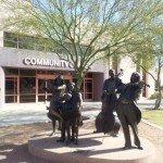 Fountain Hills Sculpture Joy of Music