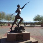 Fountain Hills Sculpture Power of Thought