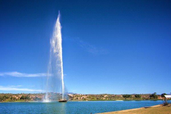Fountain Hills Fountain