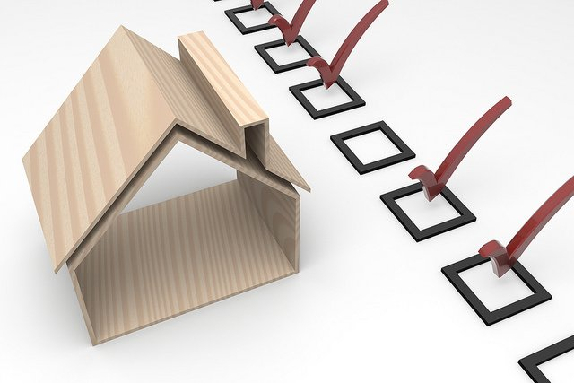 checklist for home buying