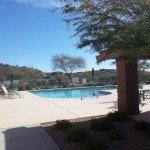 Eagle Mountain Homes La Loma Pool