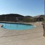 Balera at FireRock pool