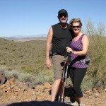 Patti Irwin and Hubby