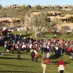 """ Love in the Hills"" Fountain Hills AZ over 700 couples"