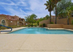 Summertime in Fountain Hills