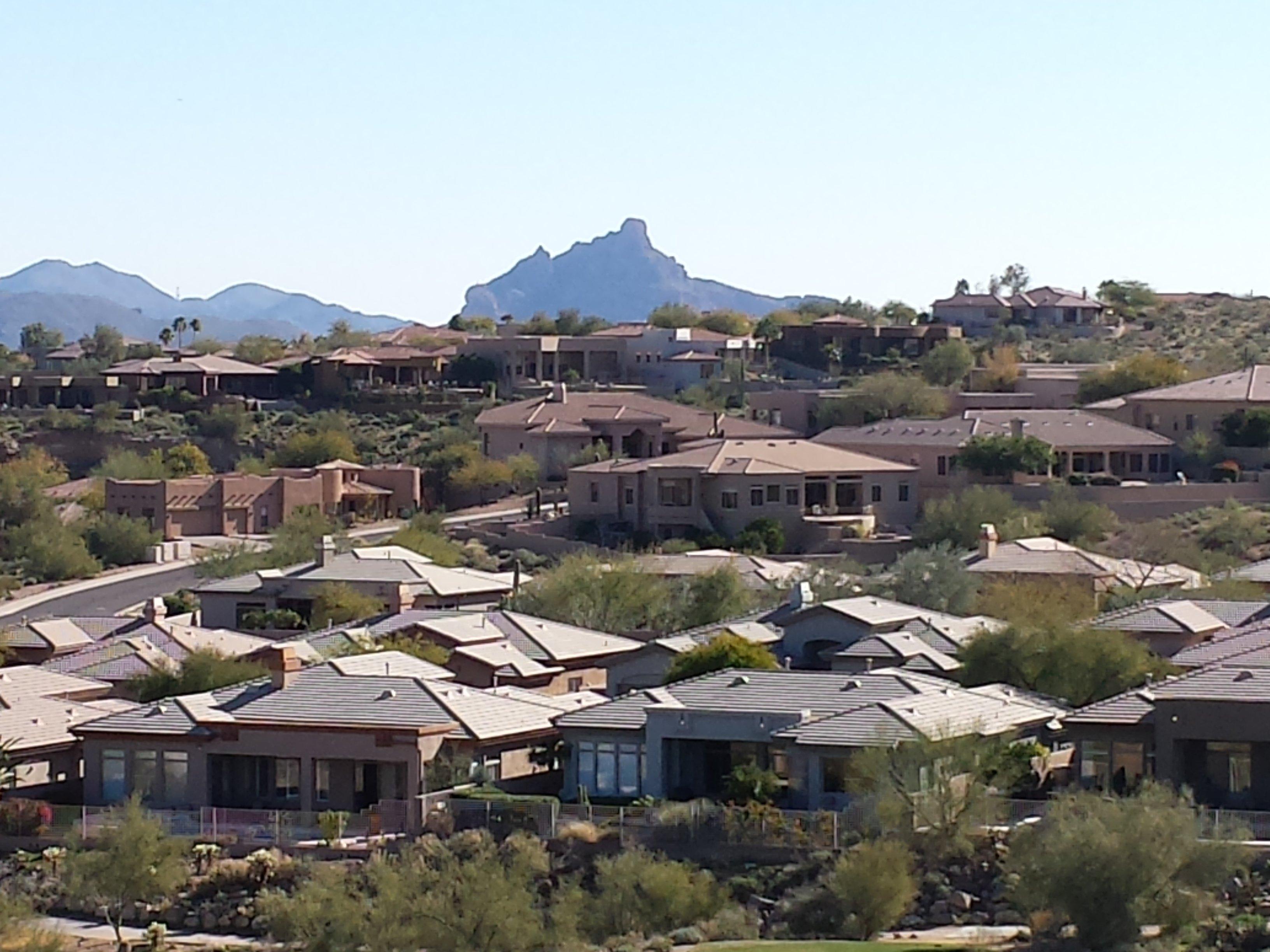 Sunridge canyon fountain hills az homesmart realtor advice for Canyon house
