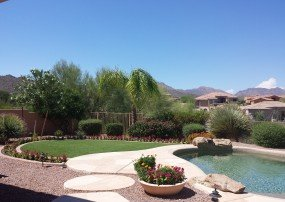 fountain hills pool home