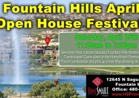 Fountain Hills Open House Blitz April 25